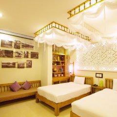 Vinh Hung Library Hotel 3* Улучшенный номер