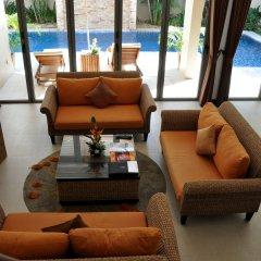 Отель The Residence Resort & Spa Retreat 4* Стандартный номер с различными типами кроватей фото 4