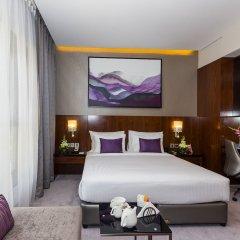 Отель Flora Al Barsha Mall of the Emirates 4* Стандартный номер с различными типами кроватей