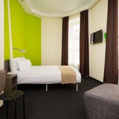 Гостиница Станция L1 Улучшенный номер с двуспальной кроватью