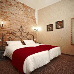 Hotel Justus 4* Стандартный номер с различными типами кроватей фото 3