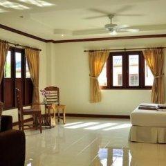 Отель Baan Chayna Resort Номер Делюкс