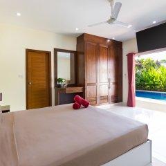Отель Villa Nolan 3* Вилла с различными типами кроватей