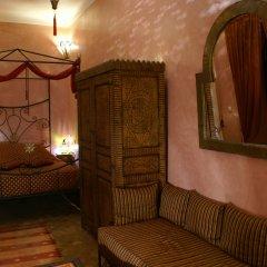 Отель Riad Lapis-lazuli 4* Стандартный номер