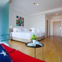 Отель Rang Hill Residence 4* Улучшенный номер с разными типами кроватей фото 5