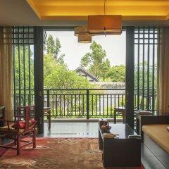 Отель Banyan Tree Lijiang 5* Люкс 2 отдельными кровати