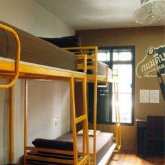 Phuket Sunny Hostel Кровать в общем номере