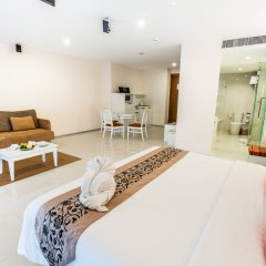 Andaman Beach Suites Hotel комната для гостей фото 9