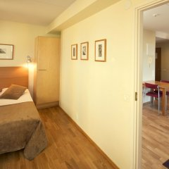 Отель Hellsten Helsinki Senate 3* Апартаменты с разными типами кроватей