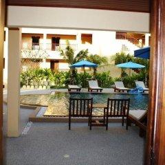Отель Baan Yuree Resort and Spa комната для гостей фото 16