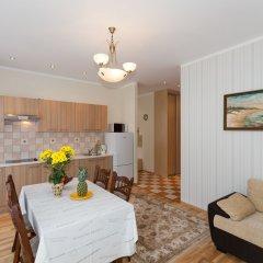 Отель Amber Coast & Sea 4* Апартаменты фото 37