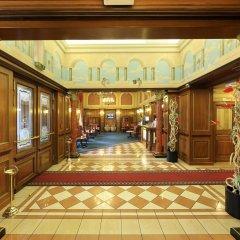 Bellevue Hotel интерьер отеля
