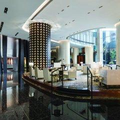 Отель The Langham, Shanghai, Xintiandi лобби лаундж фото 2