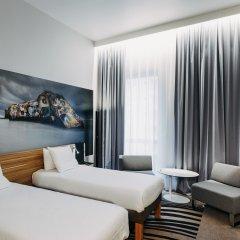 Отель Novotel Paris Coeur d'Orly Airport 4* Стандартный номер с различными типами кроватей
