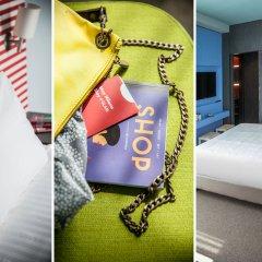 Hotel Glam Milano 4* Стандартный номер с различными типами кроватей фото 7