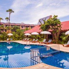 Phuket Island View Hotel открытый бассейн фото 2