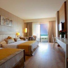 Adalya Ocean Hotel 5* Стандартный номер с различными типами кроватей