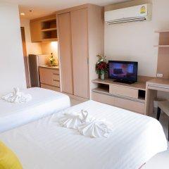 Отель Park Village Serviced Suites 4* Студия Делюкс