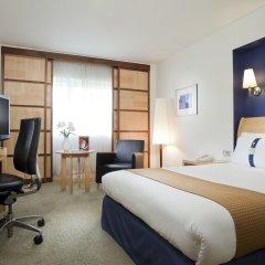 Отель Holiday Inn London Kensington Forum 4* Стандартный номер с различными типами кроватей
