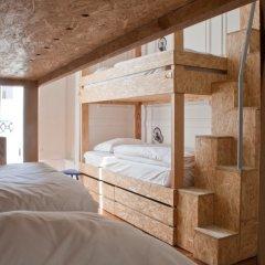 The Independente Hostel & Suites Кровать в общем номере