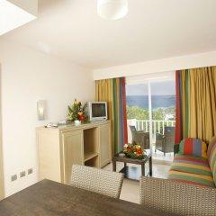 Отель Blau Punta Reina Resort 4* Апартаменты с различными типами кроватей
