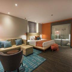 Отель Nickelodeon Hotels & Resorts Punta Cana - Gourmet 5* Стандартный номер с различными типами кроватей фото 4