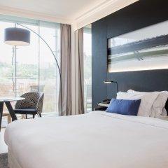 Отель Marriott Lyon Cité Internationale 4* Представительский номер с различными типами кроватей