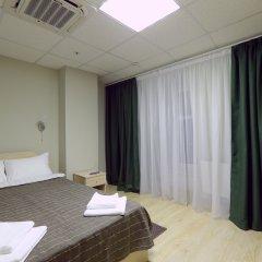 Гостиница Город на Павелецком Номер Комфорт двуспальная кровать