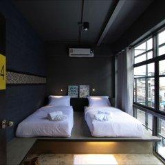 Fulfill Phuket Hostel комната для гостей фото 7
