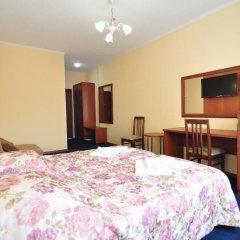 Парк-Отель Лазурный Берег Стандартный номер с двуспальной кроватью фото 8
