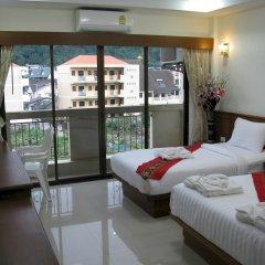 Отель Sabai Inn Patong 3* Улучшенный номер разные типы кроватей