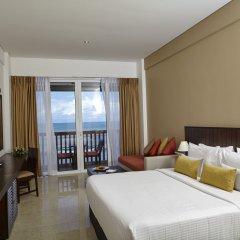 Отель Turyaa Kalutara 4* Номер Делюкс с различными типами кроватей