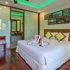 Отель Green Heaven Hoi An Resort & Spa 4* Представительский номер