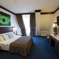 Президент Отель 4* Номер категории Премиум с различными типами кроватей