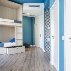 Mola Hostel Кровать в общем номере с двухъярусной кроватью