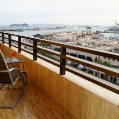 Hotel Sercotel Spa Porta Maris балкон