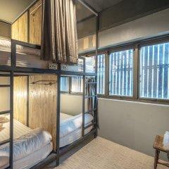 Sloth Hostel Don Mueang Кровать в общем номере