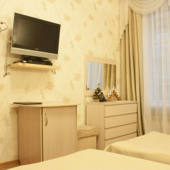 Амос Отель Невский комфорт 3* Стандартный номер с 2 отдельными кроватями