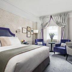 Отель The Langham, London 5* Номер Делюкс с различными типами кроватей