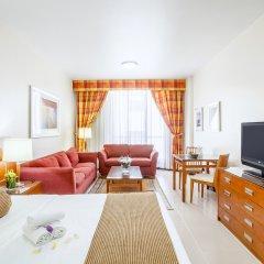 Golden Sands Hotel Apartments вид из номера
