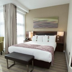 Отель Holiday Inn London Commercial Road 4* Стандартный номер с различными типами кроватей