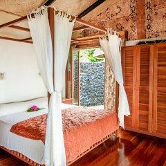 Отель Maravu Taveuni Lodge 2* Вилла с различными типами кроватей