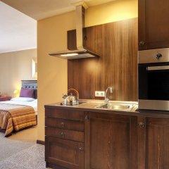 Отель Barceló Royal Beach мини-кухня в номере
