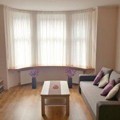 Апартаменты Modern Riga Сentral Семейные апартаменты с двуспальной кроватью