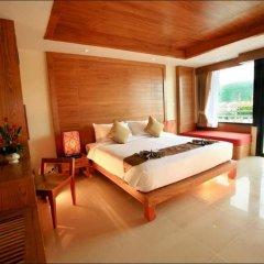 Отель Honey Resort 3* Номер Делюкс с разными типами кроватей фото 2