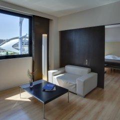 Отель Barceló Valencia 4* Люкс с различными типами кроватей фото 2