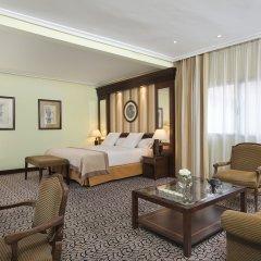 Отель Meliá Barajas 4* Полулюкс с различными типами кроватей