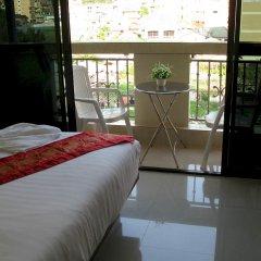 Отель Sabai Inn Patong 3* Улучшенный номер разные типы кроватей фото 2