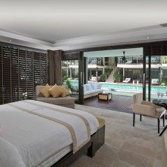 Отель Nikki Beach Resort 5* Люкс с двуспальной кроватью