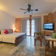 Отель Pilgrimage Village Hue 4* Улучшенный номер с различными типами кроватей